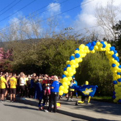 West Vancouver Daffodil Dash