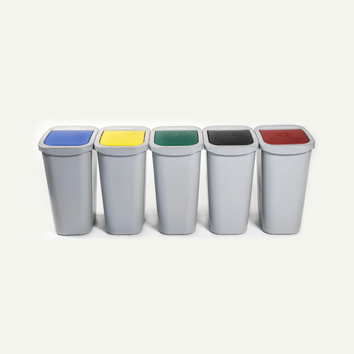 Household Recycling Bins 10 Gallon Size