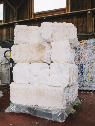 Styrofoam Recycling Now Required in Vancouver - Waste Control Services